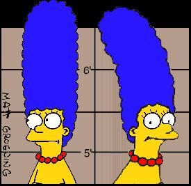 Marjorie Simpson (dit Marge) Bouvier