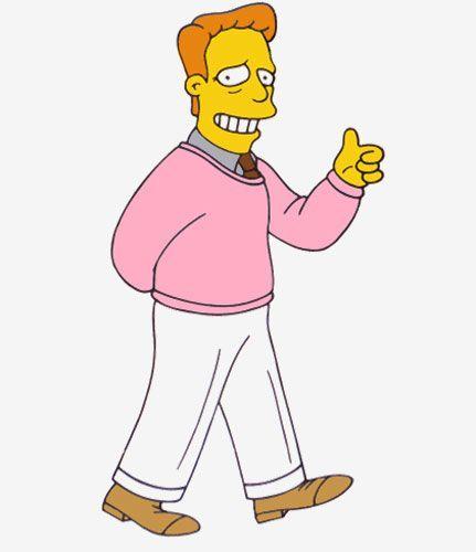 Todo sobre troy McClure de los simpsons
